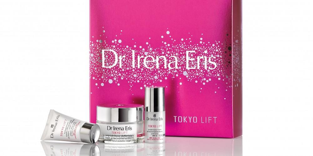 Die Creme mit Antioxidantien Tokyo Lift von Dr Irena Eris.