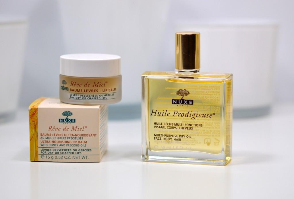 Nuxe  rêve de miel huile prodigieuse(1)