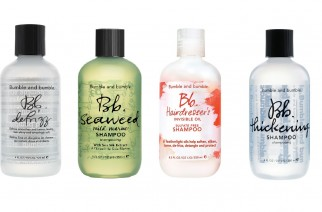 Shampoo aus Algen? Shampoo für normale Haare Seaweed von Bumble and Bumble.