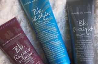 Die Spülungen Blow Dry von Bumble and Bumble. Wie kann man die Haare glätten und regenerieren?
