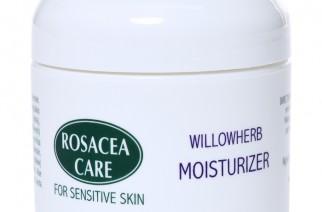 Hausgemachte Kosmetikprodukte: Rosazea-Creme und Augen-Creme.