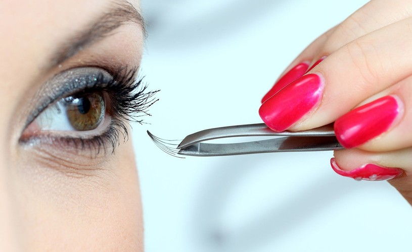 Wimpernverlängerung und Augenform