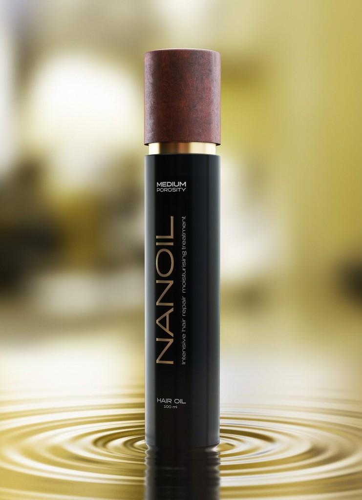 Haaröl Nanoil - Anwendungsweise