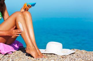 Schöner Körper und gesunde Haut für Sommer –  wie sieht die Sommerpflege aus?