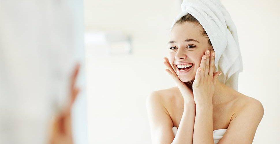 Haut schnell verschönern – einfache Eingriffe für jede Frau