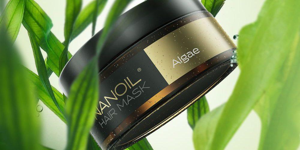 5 Gründe, warum Sie sich in die Haarmaske mit Algen von NANOIL verlieben