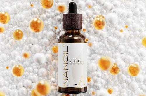 Innovation! Schenken Sie Ihrer Haut mehr Kollagen mit Nanoil – das beste Gesichtsserum mit Retinol